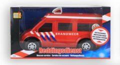 Rode Kids Fun brandweer 26 cm