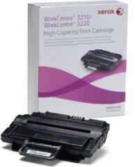 Zwarte XEROX 106R01486 - Toner Cartridge / Zwart / Hoge Capaciteit