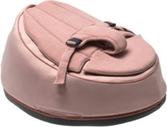 Roze Doomoo Seat'n Swing Pink - Meegroeiende poef en schommelstoel