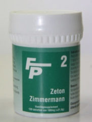 Medizimm Zeton 2 120 Tabletten