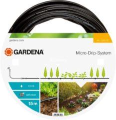 Gardena Micro-Drip-System Tropfrohr oberirdisch 4,6 mm (3/16''), 1,5 l/h, 15 m, ohne Armaturen | 1362-20