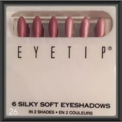 Roze Eyetip (set van 6) Kleur 26