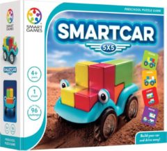 SmartGames Smart Games SmartCar 5x5 (96 opdrachten)