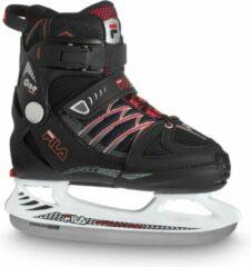 Fila - X-one ice 20 boy- Schaatsen voor kinderen - Maat 29-32 – Rood - IJshockeyschaats voor kinderen