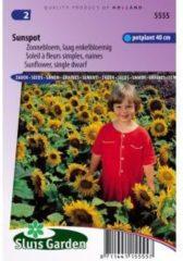 Sluis Garden Zonnebloem laag enkelbloemig bloemzaden - Sunspot