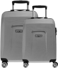 HDX Hexacore 4-Rollen-Trolley Set 2-tlg. Epic darkGREY