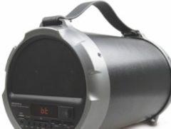 Caliber Tragbarer Bluetooth Röhren Lautsprecher mit integrierter Batterie - HPG 507BT