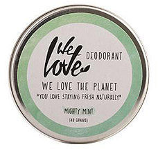 We Love The planet 100% natural deodorant mighty mint