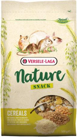 Afbeelding van Versele-Laga Nature Snack Cereals Granen - Knaagdiersnack - 500 g