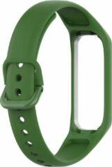 YONO Galaxy Fit 2 Bandje - Siliconen – Groen