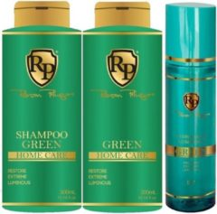 Robson Peluquero Homecare KIT groen 2x300ml&Hairfinish 250ml COMBO