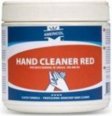 Americol Handcleaner rood 600 ml - Handzeep - Garagezeep