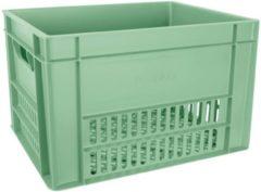 Groene FastRider - Fietskrat - 34,5 liter - Mint