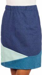 Marineblauwe Kazane Tora Skirt blauw