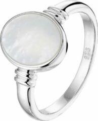Glams Ring Parelmoer - Zilver