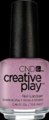 Paarse CND™ Creative Play™ CND Creative Play - I Like To Mauve It #458 - Nagellak