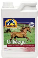 Cavalor Oilmega Versterkt Weerstand 1.8 kg - Voedingssupplement - 2 l