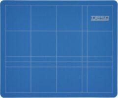 Snijmat A5 190x230mm Desq Blauw