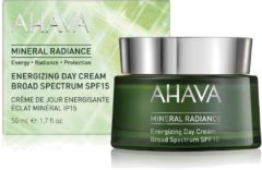 Ahava - Mineral Radiance Energizing Day Cream SPF15 - 50 ml