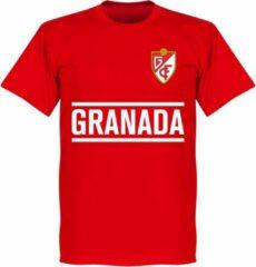 Merkloos / Sans marque Granada Team T-Shirt - Rood - XXL