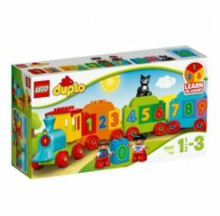 LEGO DUPLO Getallentrein 10847 - Black Friday Weekenddeal!