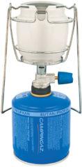 Blauwe Campingaz Gaslamp - Lantaarn Lumogaz Plus - 10-80 Watt