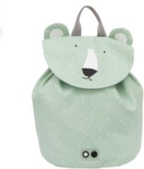 Groene Trixi Baby Trixie - Rugzak Mini - Mr. Polar Bear