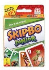 Mattel Skip Bo junior kinderspel