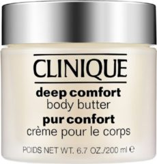 Clinique Deep Comfort - 200 ml - Bodybutter