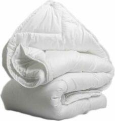 Home bedding dekbed 4-seizoenen - EenpersoonsXL - 140x220 cm Anti Allergie - Wasbaar - Wit