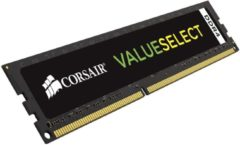 Corsair Value Select 8GB PC4-17000 8GB DDR4 2133MHz geheugenmodule