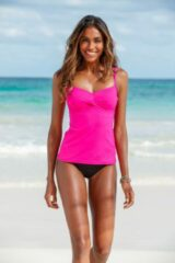 Roze S.Oliver RED LABEL Beachwear beugeltankini »Spain«