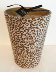 Witte VICTORIA WITH LOVE BY PHILLINE.BE VICTORIA KAARS ROXY LEOPARD CAMEL L