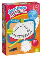 Jumbo Dessineo Learn to Draw-Doodle NL+FR+UK+DE