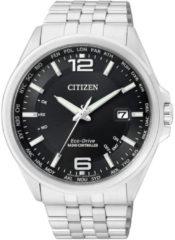 Citizen CB0010-88E - Horloge - Staal - Zilverkleurig - Ø 43mm