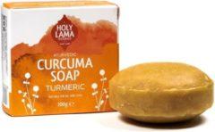 Holy Lama Naturals Ayurvedische Zeep 'Curcuma'