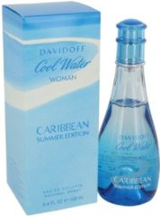 Davidoff - Cool Water Woman - Caribbean Summer Edition - 100 ml - Eau de Toilette