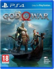 Sony interactive God of War - PS4
