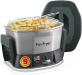 Grijze Fritel FF 1200 - Fondue/Frituurpan Combinatie - 6 Fonduevorkjes