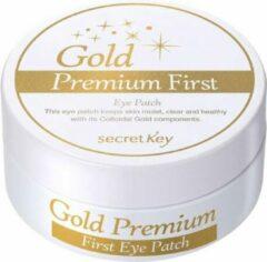 Secret Key Gold Premium First Eye Patch 60 stuks