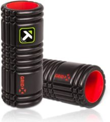 Zwarte Triggerpoint Foamroller The Grid X - Black - Massage Accessoire