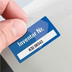 Merkloos / Sans marque Beschermlaminaat voor Inventarisatie etiketten, transparant