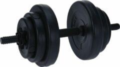 Zwarte Verstelbare dumbbel 10 KG XQ Max