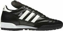 Witte Adidas adidas Mundial Team Voetbalschoenen - Maat 48 - Mannen - zwart/wit