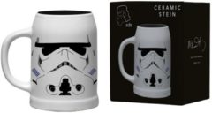 STAR WARS - Keramische Drinkbeker - 600ml - Stormtrooper Helmet