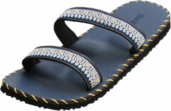 Yoga sandalen mannen - donkerblauw 44 Slippers YOGISTAR