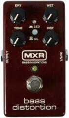 MXR M85 Bass Distortion pedaal