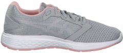 Laufschuhe PATRIOT 10 mit AmpliFoam-Mittelsohle 1012A117-020 Asics MID GREY/FROSTED ROSE