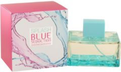 Antonio Banderas Splash Blue Seduction 100 ml - Eau De Toilette Spray Damesparfum
