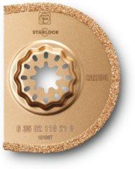 Hardmetaal Segmentzaagblad 2.2 mm 75 mm Fein 63502118210 Geschikt voor merk Fein, Makita, Bosch, Milwaukee, Metabo 1 stuks